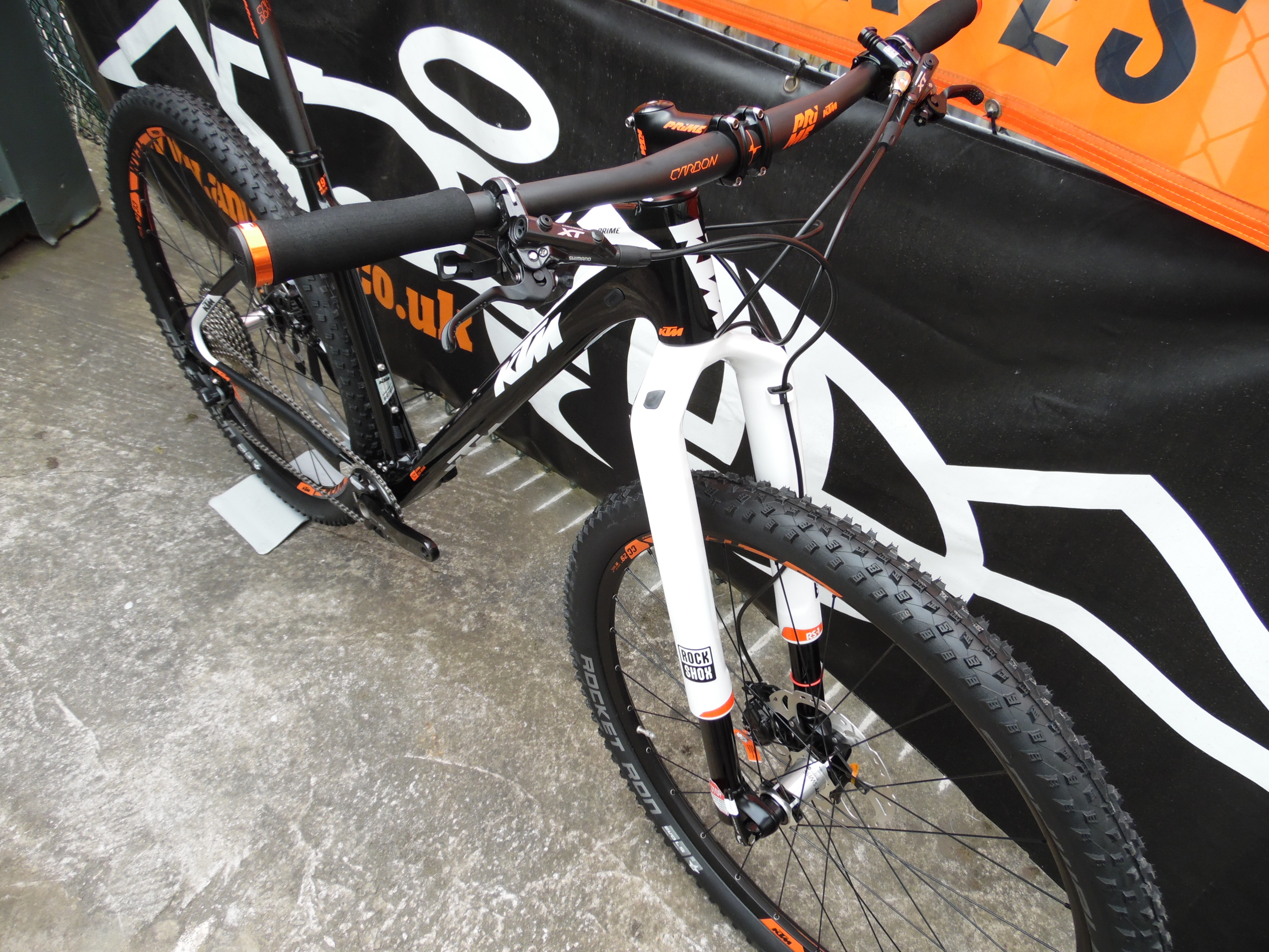 New Ktm Myroon Prime Carbon 29er Mountain Bike